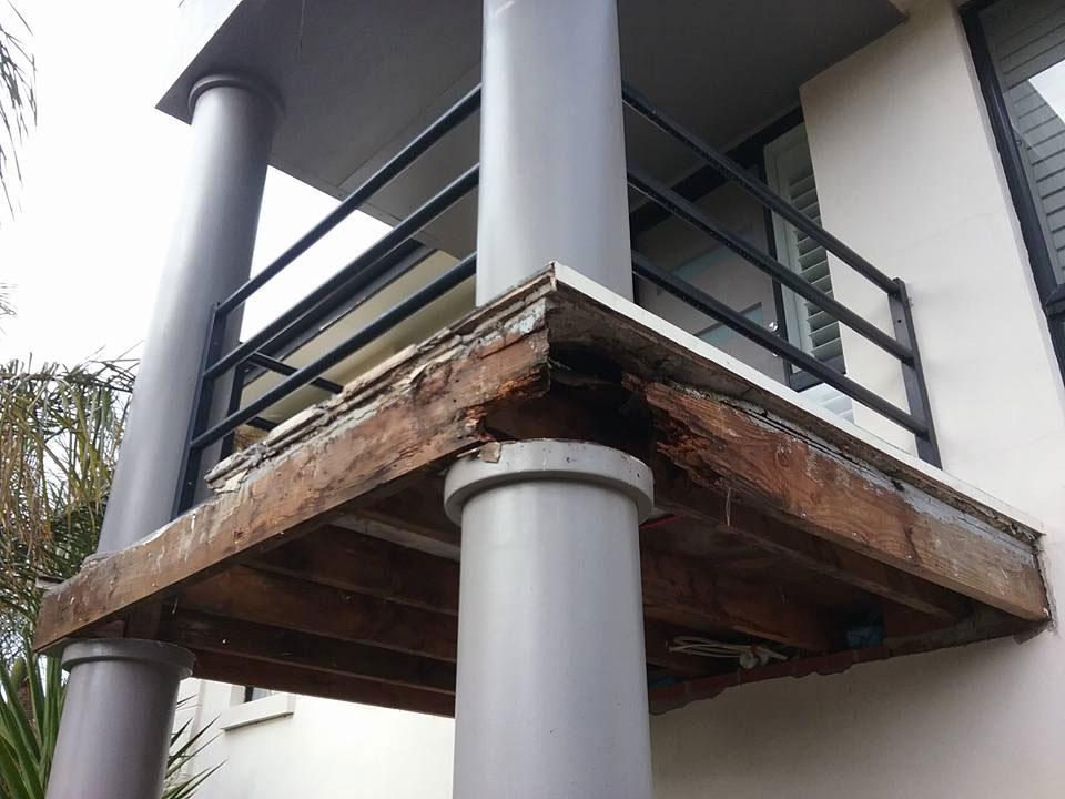 build a balcony Plant Decks Balconies A Better Build Waterproofing